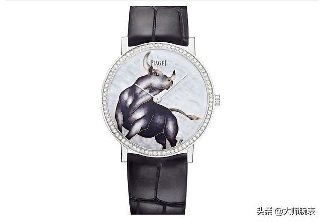 牛年有哪些漂亮的生肖腕表?赏析?