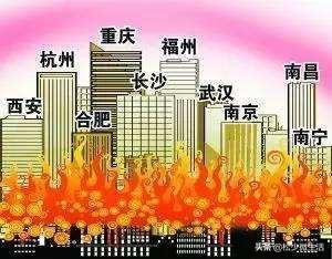 我国三大火炉是哪三个城市(中国三大火炉是指)
