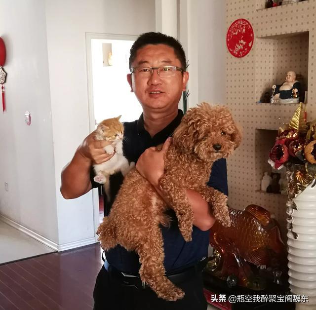 为什么一个男生总是爱发小猫的表情包?