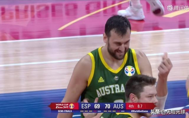 <b>输不起!澳大利亚输球,博古特赛后大骂FIBA,你怎么看?(澳大利亚篮球</b>