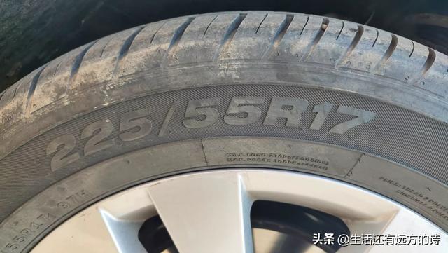 轮胎的型号怎么看,代表什么意思呢?
