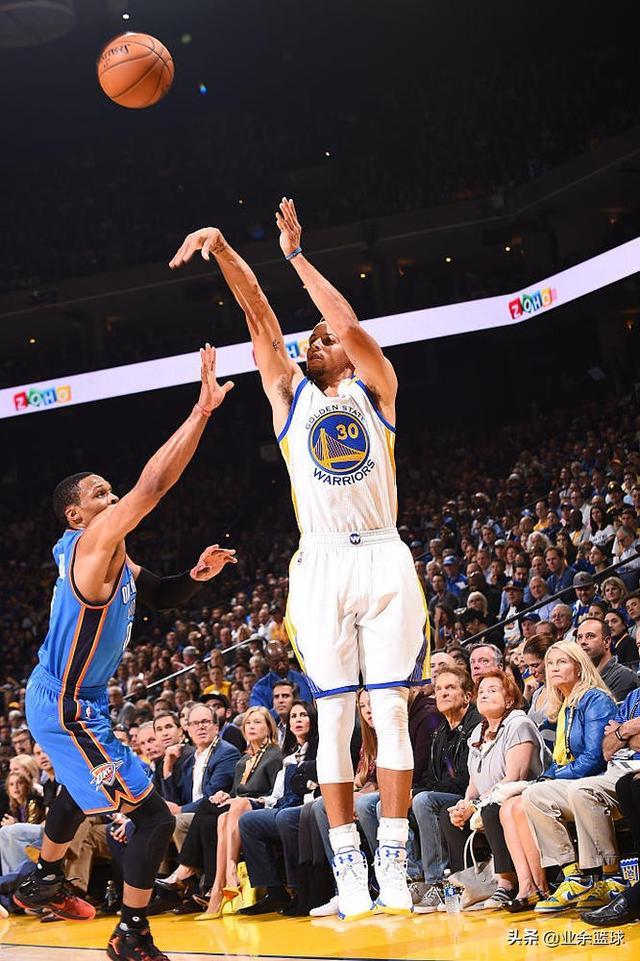 NBA巨星都是怎么评价库里的?