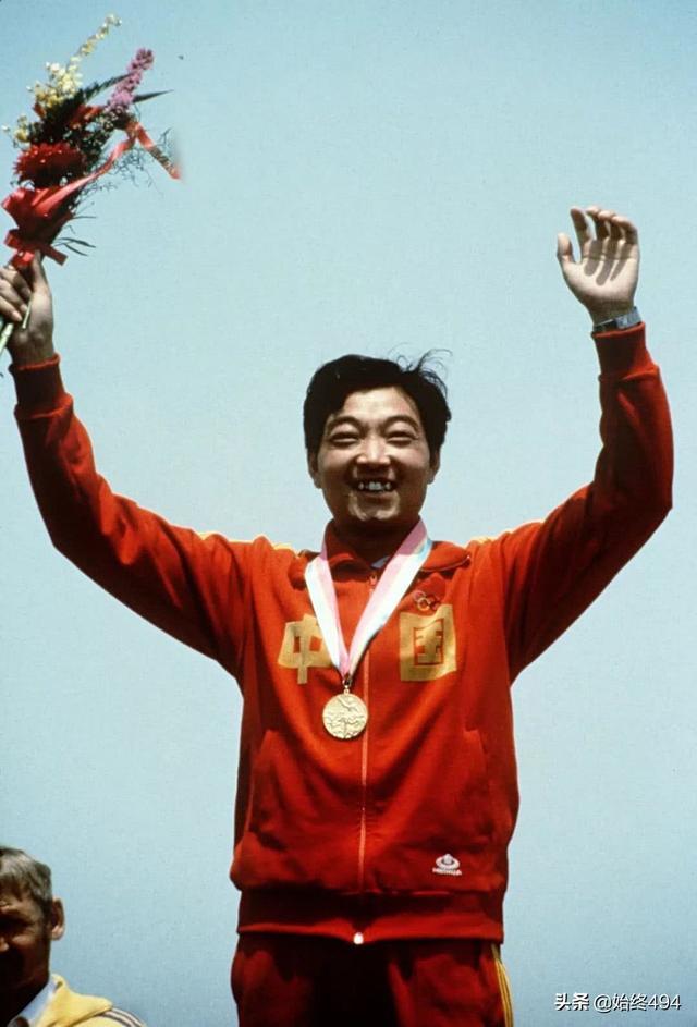 摩登6登录我心中的中国十个最厉害的运动员(图9)