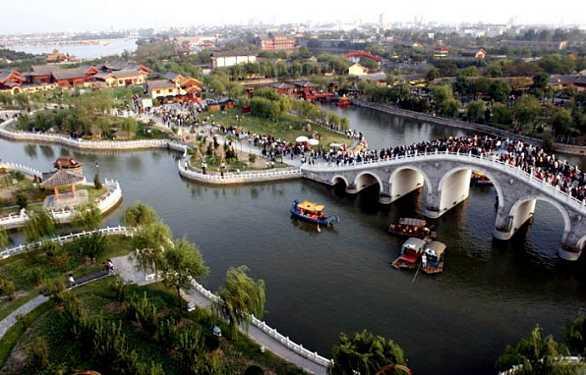 杭州的宋城和开封的清明上河,哪一个景点更好一些?插图8