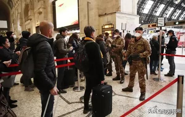 在意大利中国人一票难求,机票十几万元为何这