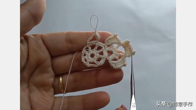 教师节礼物钩针针织教程,钩针编织和棒针编织,你更喜欢哪一个?