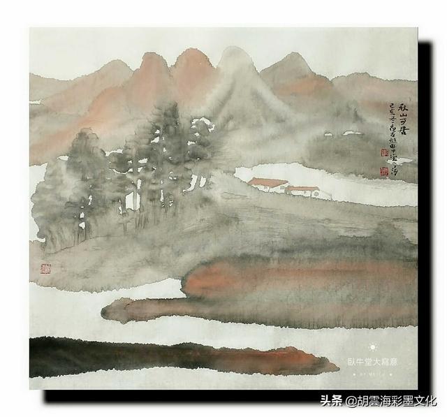 桃花的简笔画,绘画必须要有自己固定的风格吗?