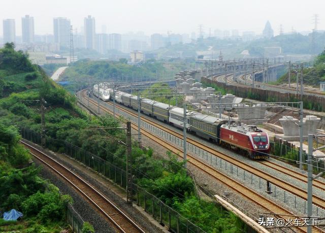 350km的高铁线路 200km/h的高铁线路能升级到350km/h吗?