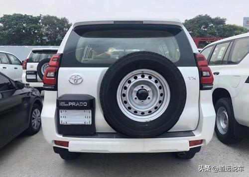 36.88万起售的丰田普拉多,配置表现一般,销量为何如此霸道?