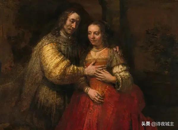 情侣头像手绘,你看过的哪幅画最让你念念不忘?