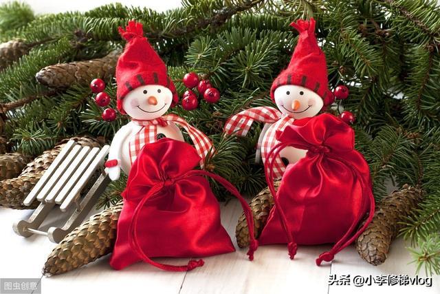 儿童零食圣诞节礼物,今晚平安夜,您会给孩子送什么礼物呢?