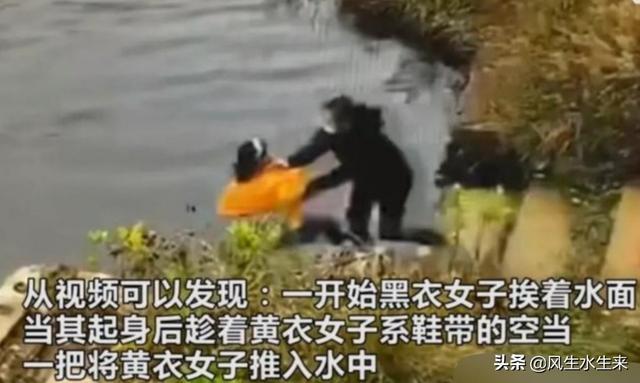 女孩在警察注视下溺亡,是冷漠还是另有隐情?