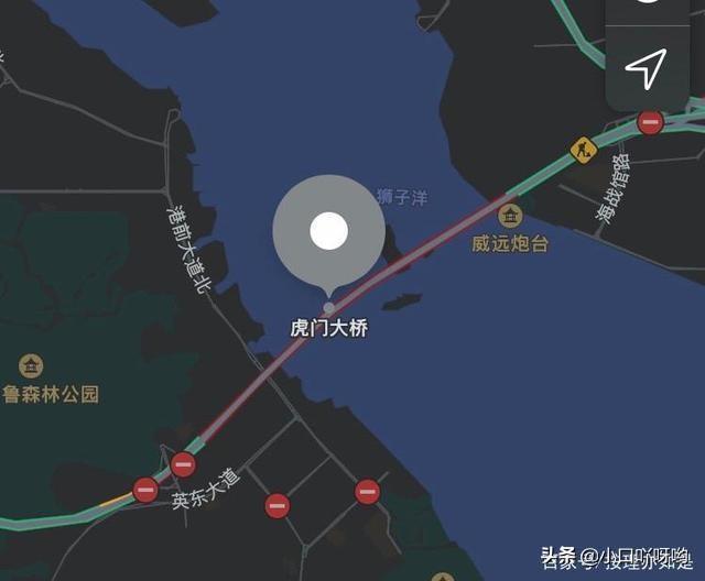 卡门涡街效应,虎门大桥抖动是地震的前兆吗?