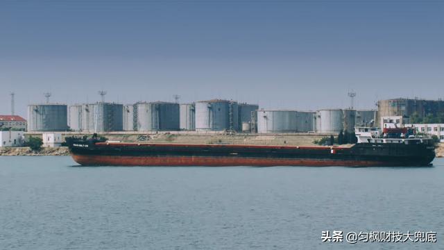84艘中国巨型油轮奔赴沙特港口 我国安排84艘巨型