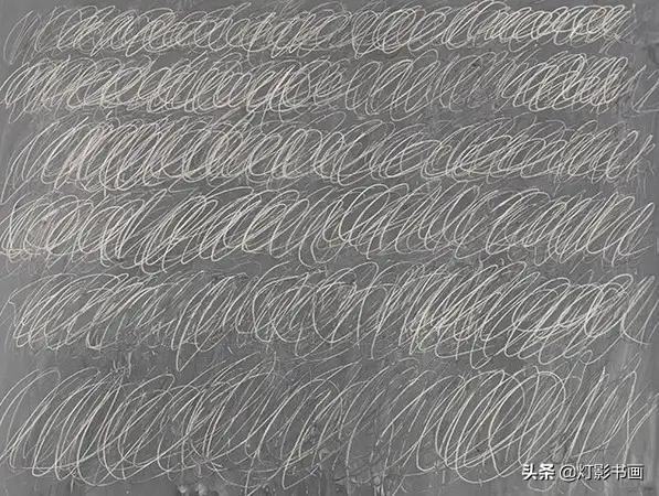 抽象画为何那么值钱 请问抽象画《黑板》为何价