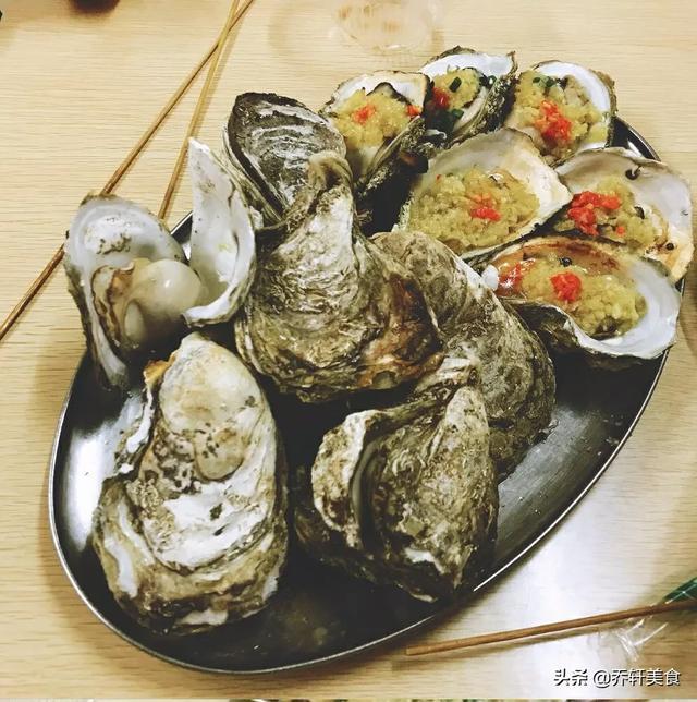 ()牡蛎(生蚝)可以怎么吃?