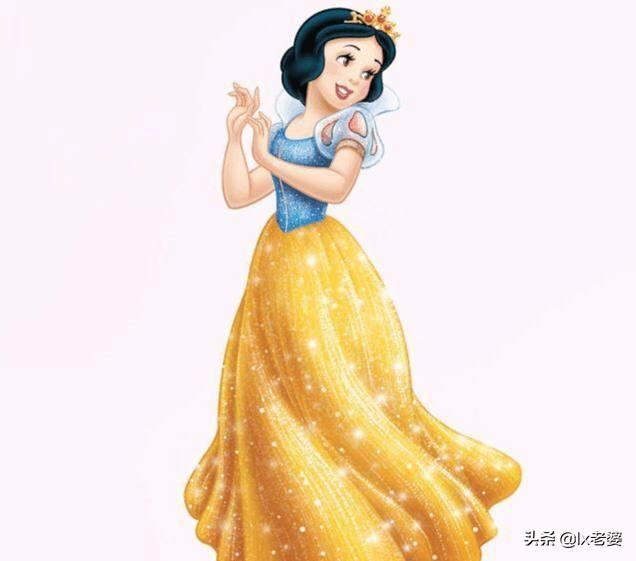 迪斯尼公主图片,迪士尼有哪些公主系列的电影?
