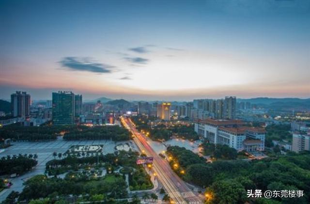 东莞市长安镇滨海新区什么时候有新楼盘?