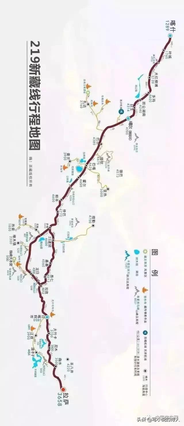 即将开始环中国游,希望有经验的人提供几条备选路线?插图3
