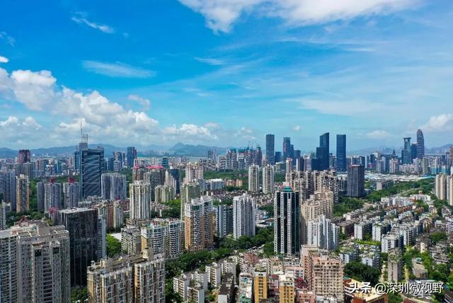 在深圳做公务员是一种什么样的体验?