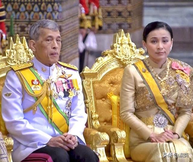 67岁泰王5位漂亮娇妻,苏提达会是最后赢家吗?