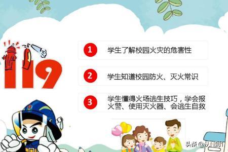 幼儿园安全行为教育有哪些内容?(图1)
