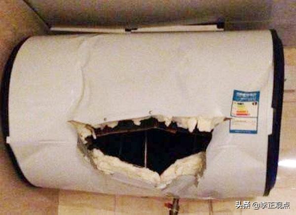 沈阳热水器爆炸一家3口 电热水器突然爆炸,沈阳