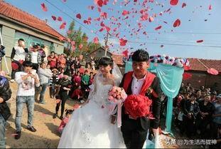 婚礼习俗(婚礼习俗视频)