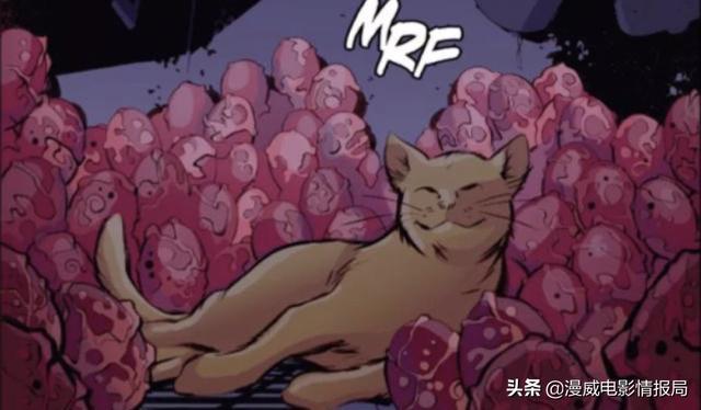 漫画触手,小时候看过的生化危机漫画?