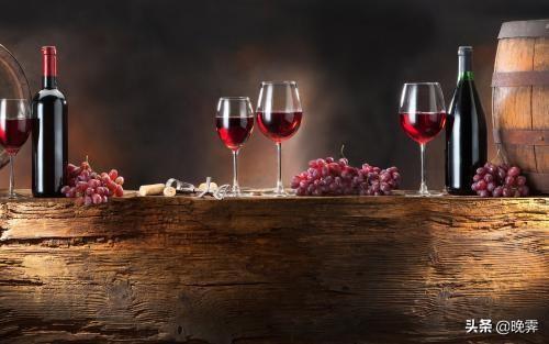 喝红酒的真实图片,一个人半夜喝红酒的说说?