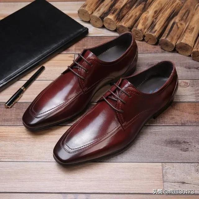 男鞋的款式有多少种?(图1)