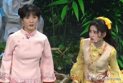 我来提问!如何评价2020春节联欢晚会,谢娜的小品?陈赫贾玲小品中的绕口令?(图2)