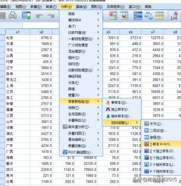 怎样对数据做相关性检验?eviews相关性检验怎么做