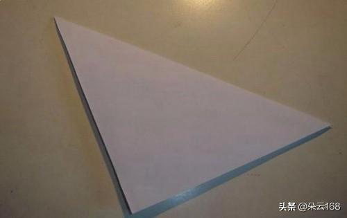 蝙蝠飞机折纸图解,你认为高端纸飞机应该怎么折?