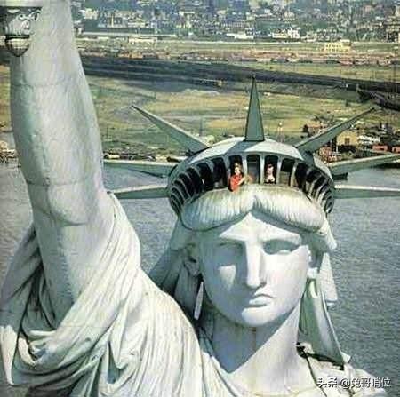 自由女神像是哪个国家的(自由女神像在哪个城市)