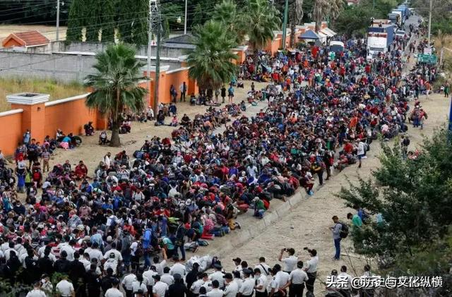 洪都拉斯人为什么疯狂要移民美国?拜登如何应