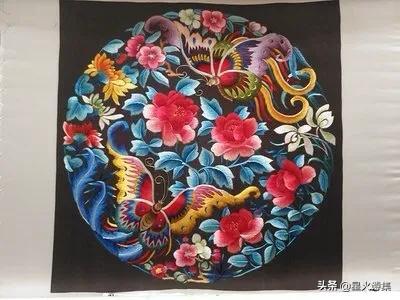 刺绣画是什么风格的画?