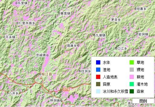 三国地图,蜀汉的疆域面积只比曹魏略小,东吴的地盘甚至比曹魏还大点(图11)