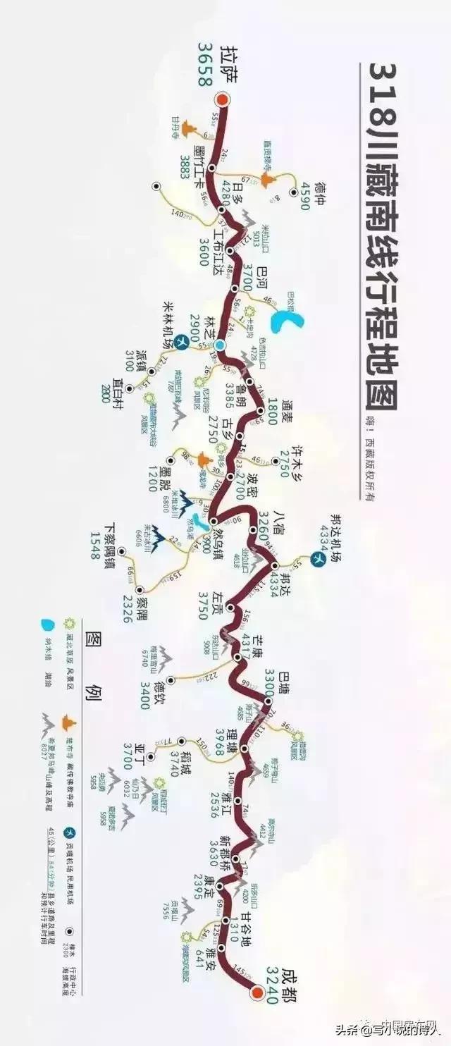 即将开始环中国游,希望有经验的人提供几条备选路线?插图1