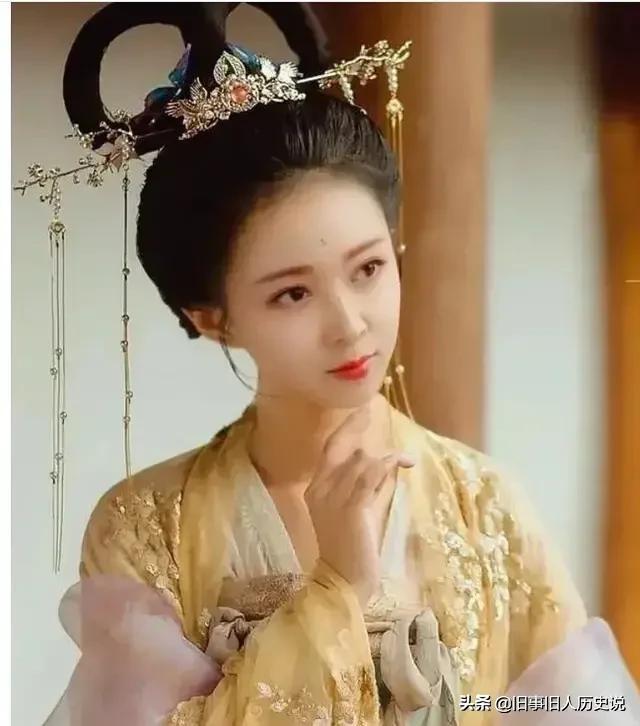 古风美人图片,古代历朝历代都有哪些美女?
