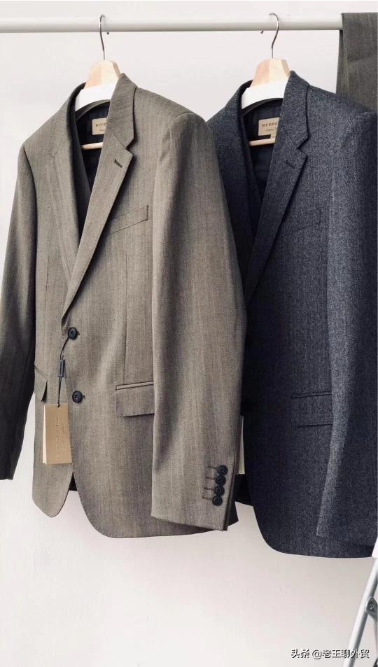 什么品牌的男装穿起来比较有型、比较帅?