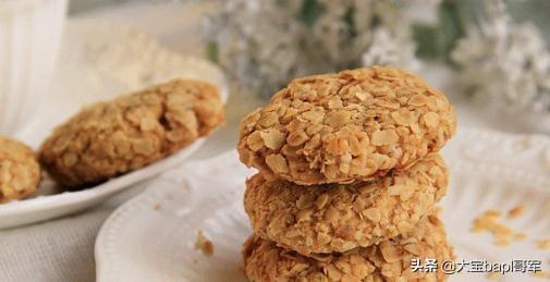 超市买的生麦片可以做饼干吗?(自己做燕麦饼干怎么做)