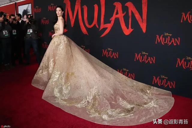 明星红毯最美造型、明星红毯造型奇葩、明星走红毯 造型插图8