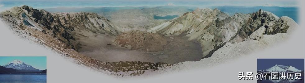 美国人为什么火山爆发 1980年圣海伦火山爆发对美