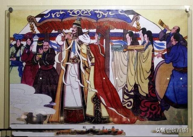 文成公主和亲是在什么时期(文成公主真实历史)