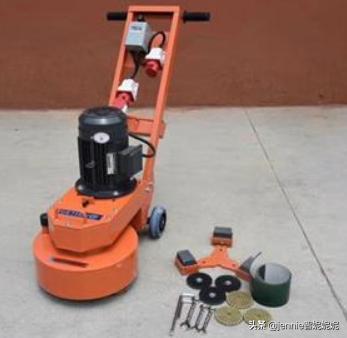 (水泥地面固化打磨机)什么样的地面打磨机可以把水泥地面打磨平整?
