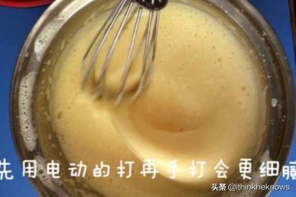 电饭锅自制蛋糕(如何做电饭锅蛋糕)