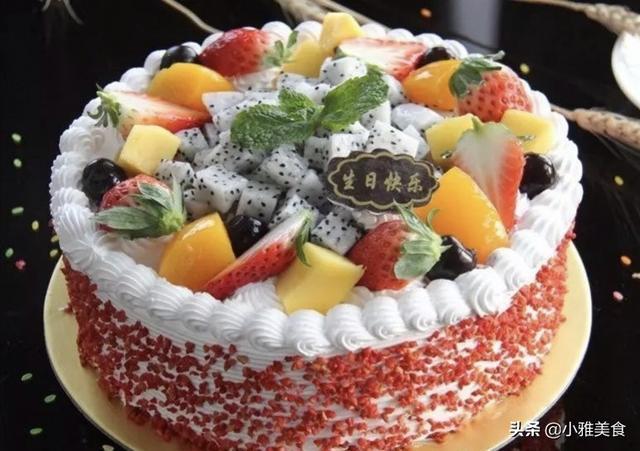 做生日蛋糕需要什么材料、做生日蛋糕需要些什么、自己做生日蛋糕需要哪些东西
