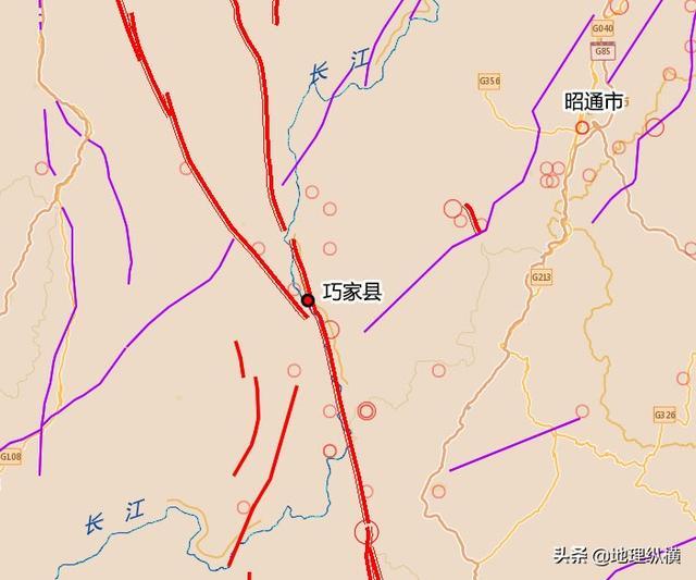 云南昭通刚又二次地震了吗 云南昭通发生了地震