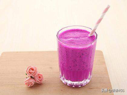 火龙果可以和牛奶,一起榨汁吗?(火龙果可以和牛奶一起吃吗)
